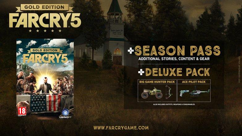 Das Deluxe-Paket ist auch bei der Gold-Version dabei.