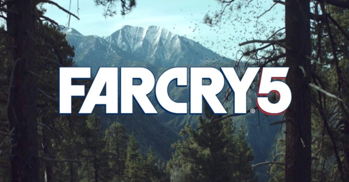 Far Cry 5 Wolfsköder Karte.Far Cry 5 Bilderstrecke