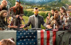 Far Cry 5: Artwork gibt...