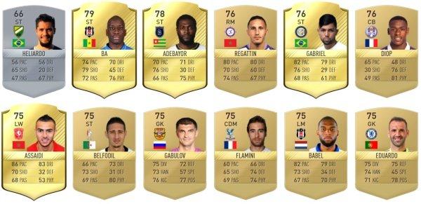 FIFA 17: 60 neue Spieler im Ultimate Team vorgestellt