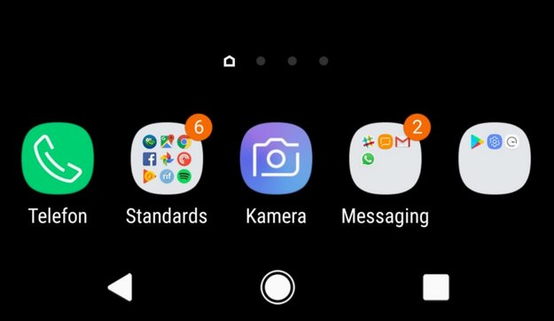 Samsung Galaxy S8: So bekommt ihr Navigationsbuttons im Stock-Android-Look