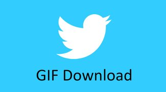 Twitter: GIF downloaden – so geht's
