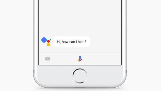 Google Assistant kommt aufs iPhone