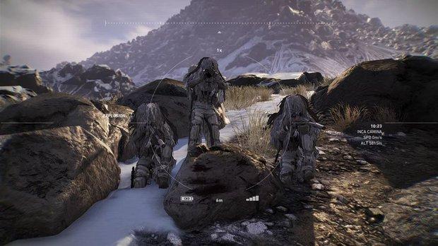 Ghost Recon Wildlands: Yeti finden und ausschalten