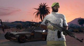 """GTA Online: Erste Informationen und Bilder zum """"Gunrunning""""-DLC"""
