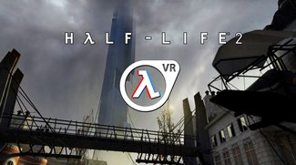 "Half-Life 2: VR-Version auf ""Steam Greenlight"" wiederbelebt"