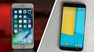 HTC U11, iPhone 7 und iPhone 7 Plus im Vergleich: Audio-Highlight ohne Kopfhöreranschluss