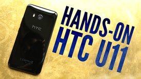 HTC U11 im Hands-On: Erster Eindruck ...