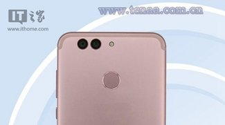 Huawei Nova 2 (Plus) mit Dual-Kamera und iPhone-Design gesichtet