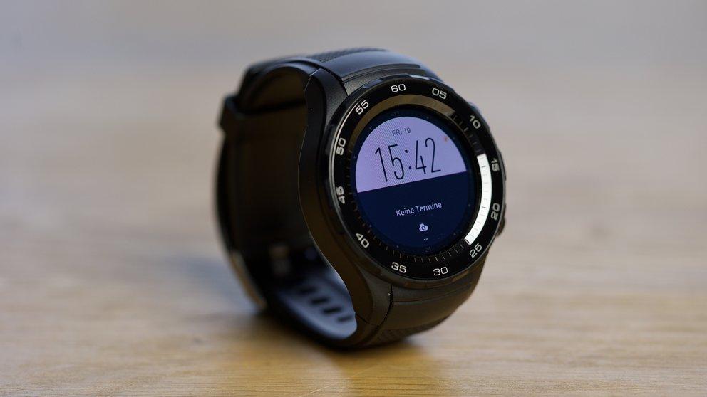 Neues Bedienkonzept: Huawei revolutioniert die Smartwatch ...