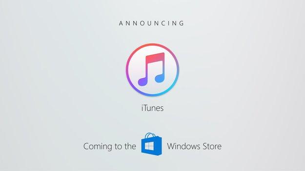 iTunes erscheint Ende des Jahres im Windows Store