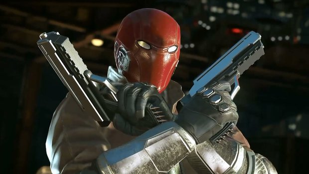 "Injustice 2: Trailer zu ""Red Hood""-DLC & ""Wonder Woman""-Event"