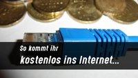 Kostenlos ins Internet – Möglichkeiten und Gefahren