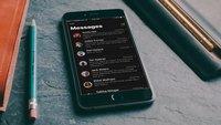 Design von iOS 11 inspiriert von Apple Music? Ein Gedankenanstoß.