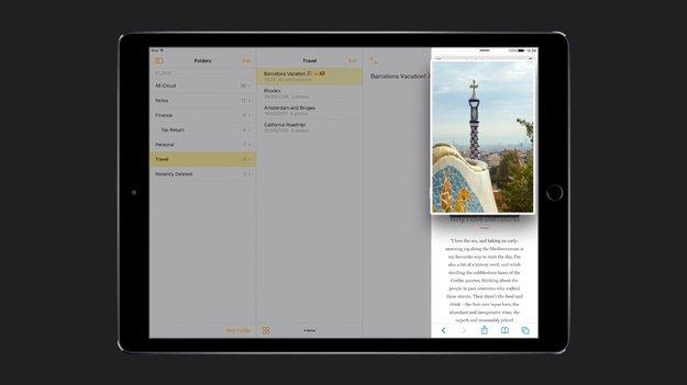 """iOS 11: Konzeptvideo zeigt, wie das iPad mehr """"Pro"""" werden könnte"""