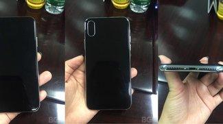 iPhone 8: Neue Bilder zeigen Design-Dummy