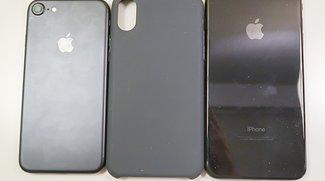 iPhone 8: Videos zeigen Dummy und Größenvergleich mit iPhone 7 (Plus)