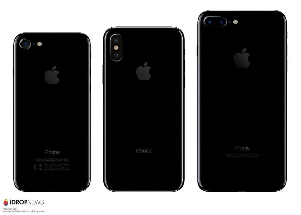 Start der Massenproduktion: Angeblich Glasgehäuse fürs iPhone 7s (Plus)