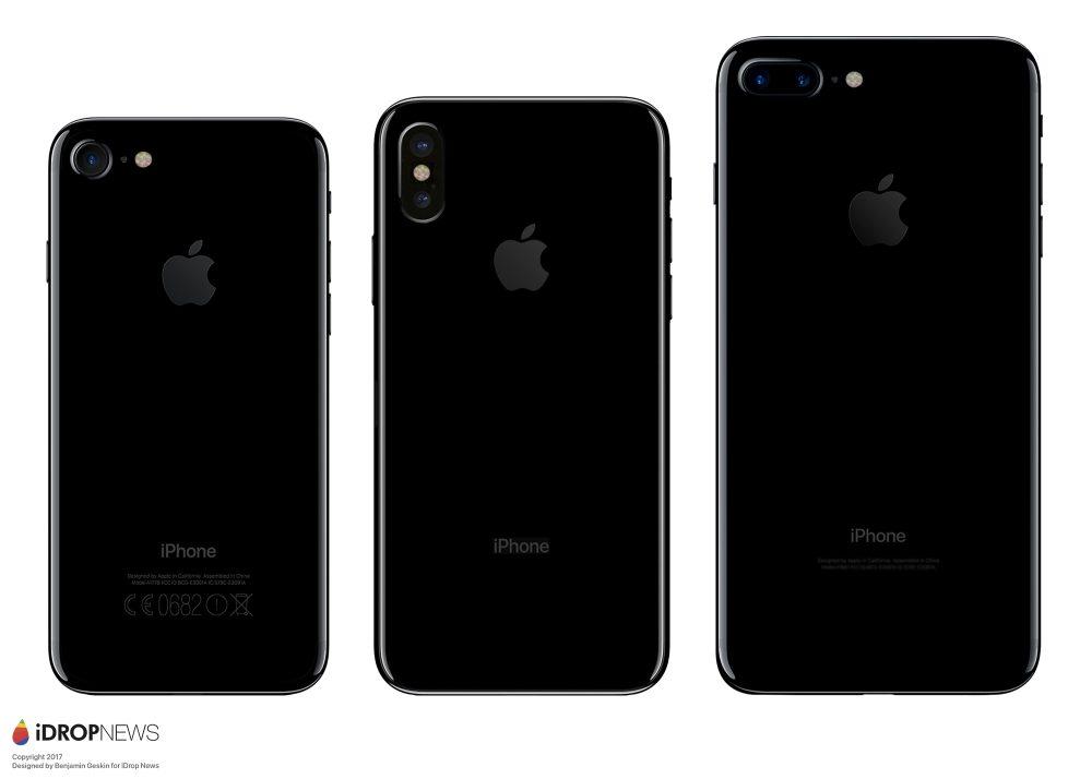 Iphone  Unterschiede