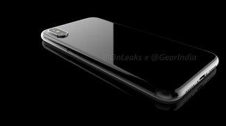 iPhone 8 angeblich auch mit 3D-Sensor auf der Rückseite