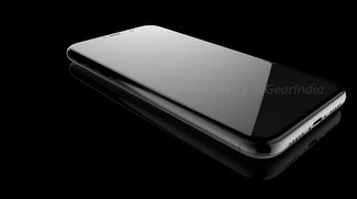 iPhone 8: Neue Patente zeigen rahmenloses Display mit Touch ID