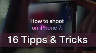 Wie mit dem iPhone 7 fotografieren? Apples 16 Tipps und Tricks