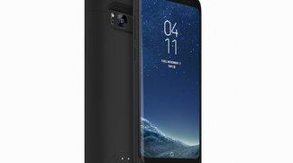 Galaxy S8: Akkulaufzeit verdoppeln mit dem Mophie Juice Pack