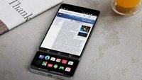 LG V30: Bekommt das nächste LG-Flaggschiff ein ausziehbares Display?