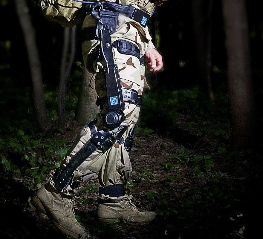 Iron Man lässt grüßen: Dieses Exoskelett macht Soldaten superstark