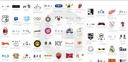 Kreatives Logo-Design: 8 versteckte Botschaften in bekannten Firmenzeichen