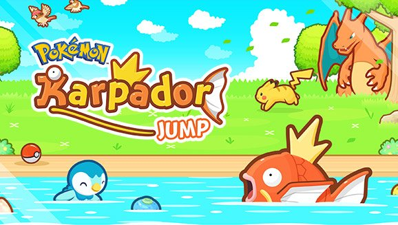 Karpador Jump: Diese Mobile-App schickt Deine Pokémon in den Tod