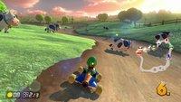 Mario Kart 8 Deluxe: Fahrzeugteile und Goldteile freischalten