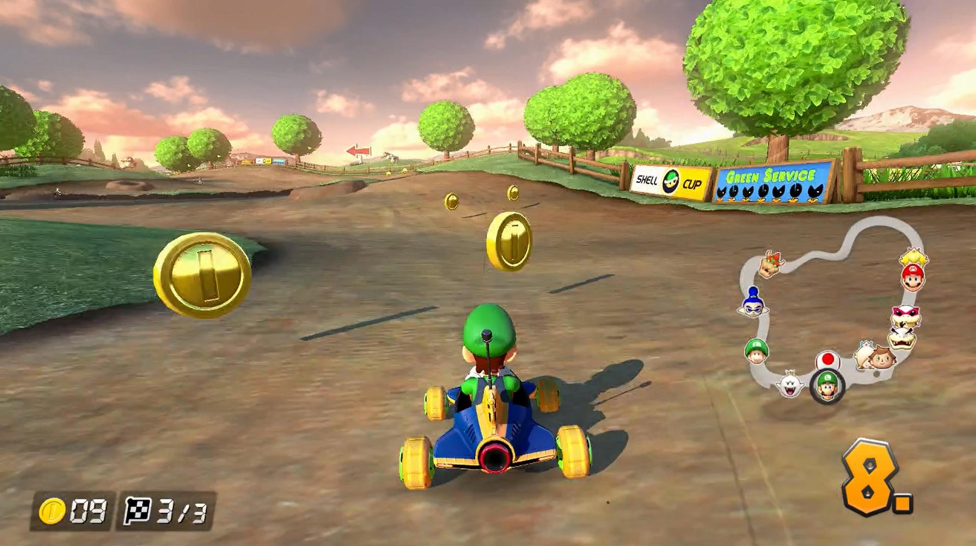 Mario Kart 8 Münzen Sammeln Die Schnellsten Farm Methoden Im