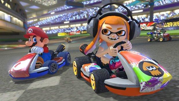 Mario Kart 8: Game Director äußert sich zur Zukunft des blauen Panzers