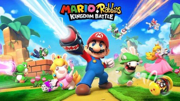 Mario + Rabbids Kingdom Battle: Neue Gerüchte zu Figuren, Gameplay & mehr