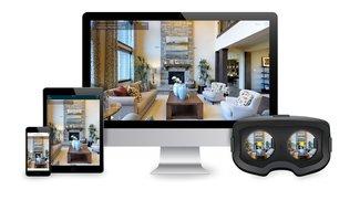 Virtuelle 4K-Wohnungsbesichtigung: Das sind die spektakulären 3D-Aufnahmen von Matterport