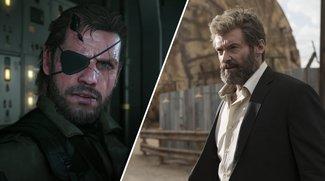 Hideo Kojima über Gemeinsamkeiten zwischen Logan und Metal Gear Solid