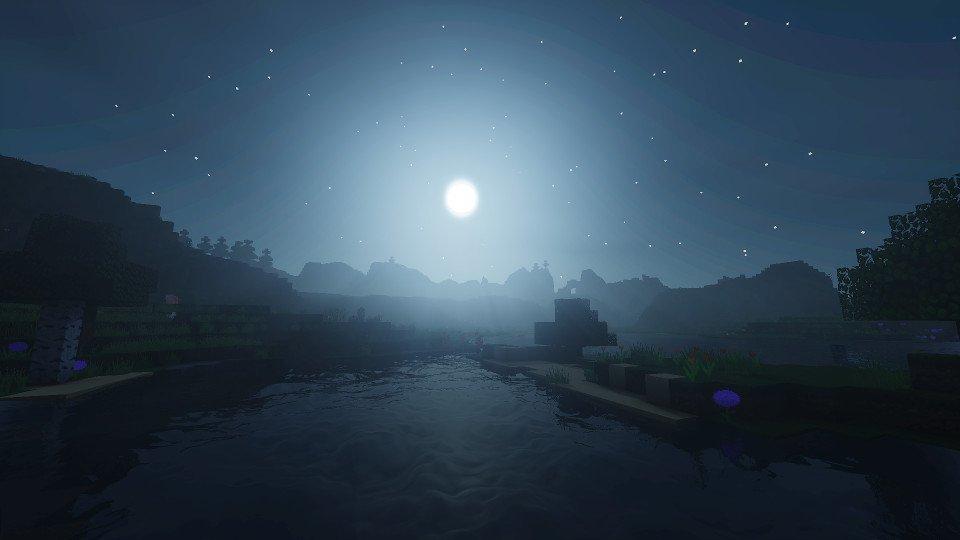 minecraft-shader-glsl-1