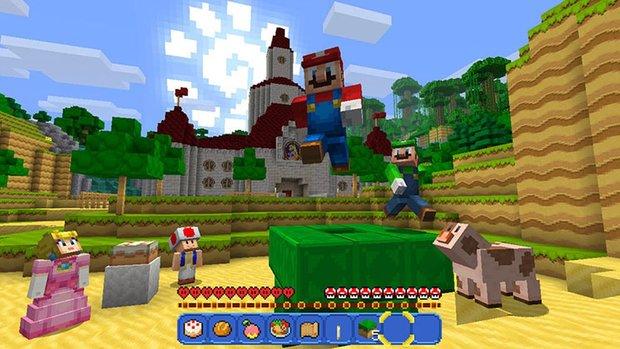 Minecraft: Klötzchen-Hit ab heute auch auf der Nintendo Switch