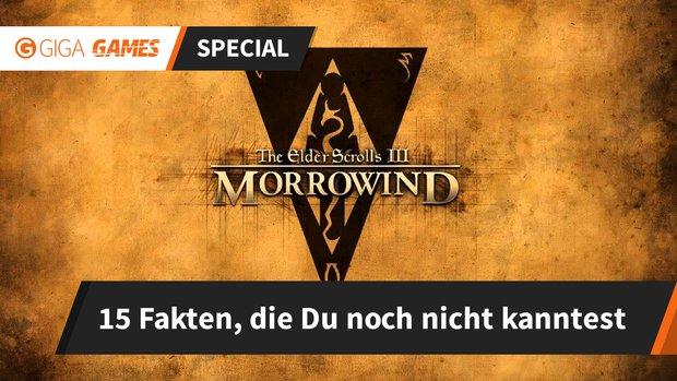 Happy Birthday, Morrowind: Wir erinnern uns mit 15 Fakten an das Meisterwerk