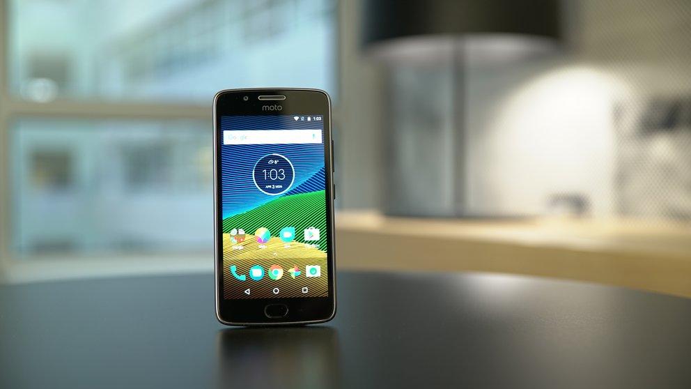 Moto G5 im Test: Comeback mit Schönheitsfehlern