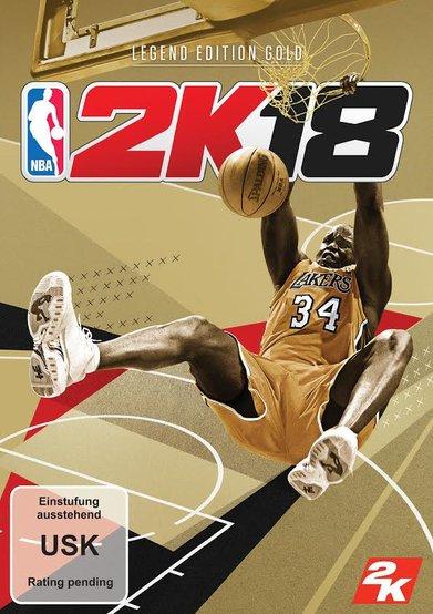 NBA 2k18 Release