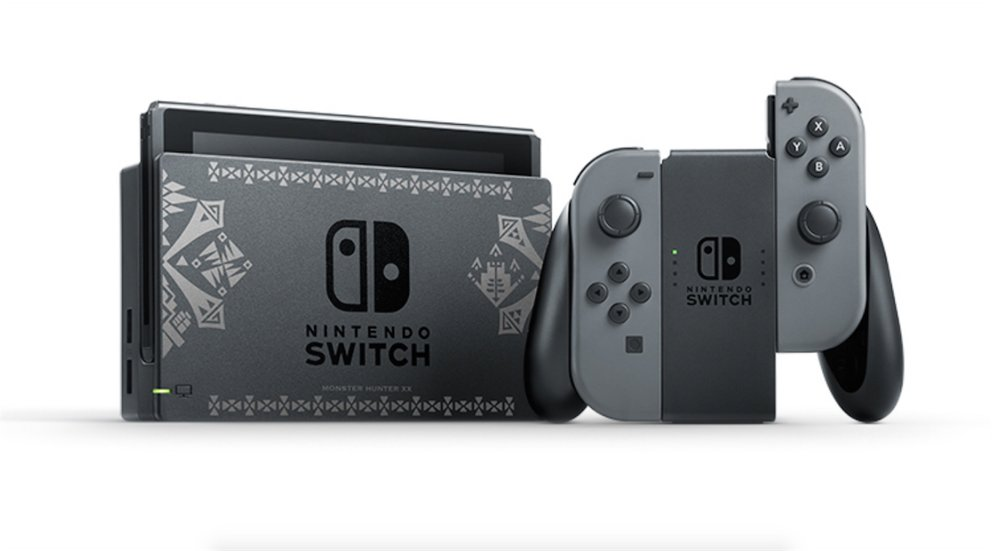 nintendo-switch-monster-hunter-special-edition