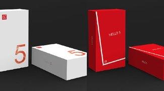 OnePlus 5: Ihr dürft abstimmen, wie die Verpackung aussieht