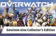 Overwatch: Gewinne Collector's...
