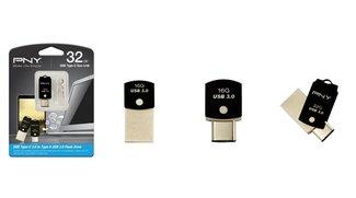 Deutscher Hersteller PNY stellt neues USB-C-Zubehör vor