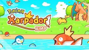 Pokémon: Karpador Jump!