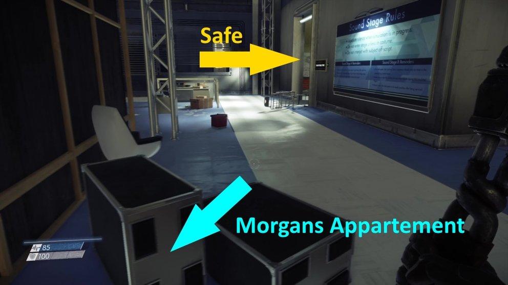 Dieser Safe bringt euch direkt zu einem Bauplan für den Fabrikator.