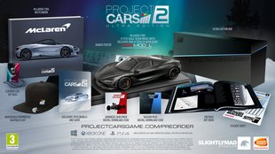 Project CARS 2: Editionen und Season Pass vorgestellt - mit Ultra Edition ab 400 Euro