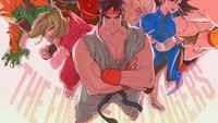 Street Fighter: Dank Crossover kämpfte Ryu schon gegen über 600 Gegner